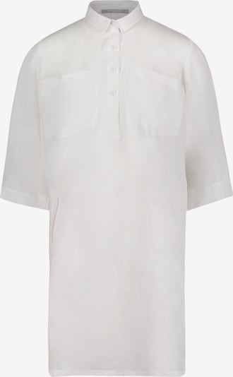 Betty & Co Casual-Kleid mit 3/4 Arm in weiß, Produktansicht