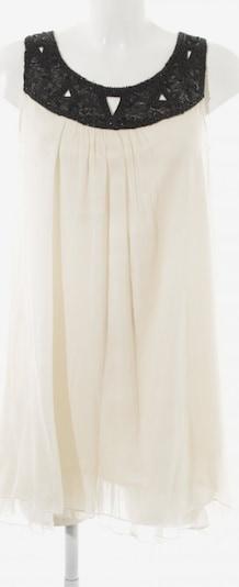 Yumi Minikleid in M in nude / schwarz: Frontalansicht