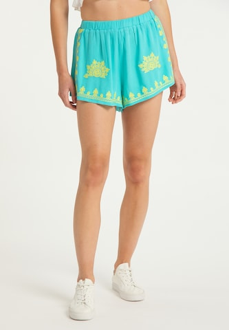 IZIA Shorts in Blau