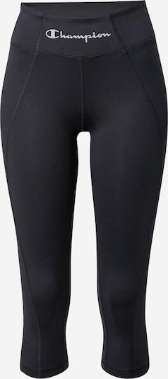 Pantaloni sport Champion Authentic Athletic Apparel pe gri deschis / negru, Vizualizare produs