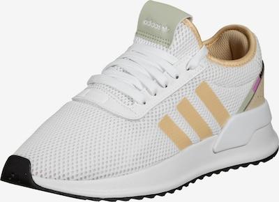 ADIDAS ORIGINALS Sneaker 'U Parh' in pfirsich / weiß, Produktansicht