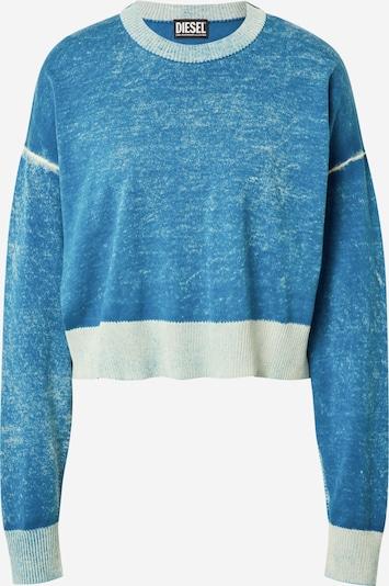DIESEL Pullover 'CALIFORNIA' in azur / himmelblau, Produktansicht