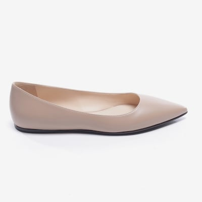 Sportmax Flats & Loafers in 35 in Nude, Item view