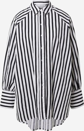 SELECTED FEMME Blouse 'Tilda' in de kleur Zwart / Wit, Productweergave