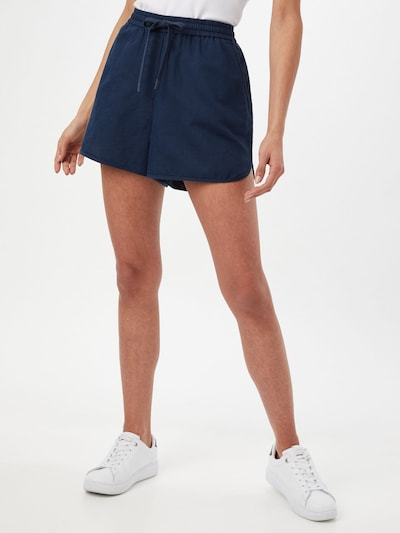 Marc O'Polo DENIM Shorts in dunkelblau, Modelansicht