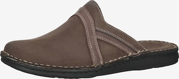 COSMOS COMFORT Pantolette in Braun