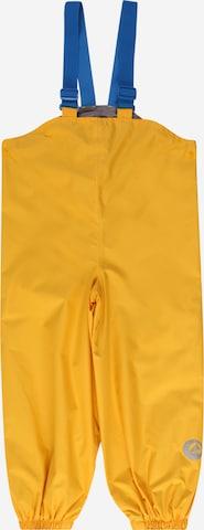 FINKID Traksipüksid, värv kollane