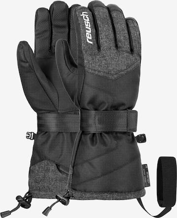 REUSCH Fingerhandschuhe 'Baseplate R-TEX® XT' in Schwarz