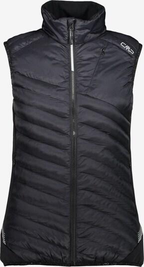 CMP Weste ' Hybrid Vest ' in schwarz, Produktansicht