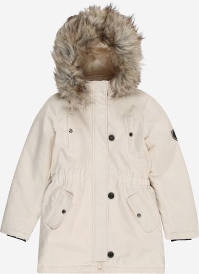 Giacca invernale 'IRIS' KIDS ONLY di colore marrone chiaro / offwhite, Visualizzazione prodotti