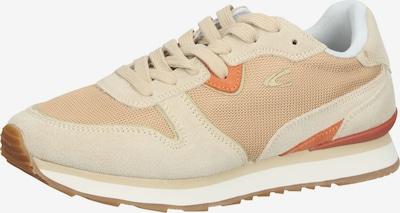 CAMEL ACTIVE Sneakers in Beige / Orange, Item view