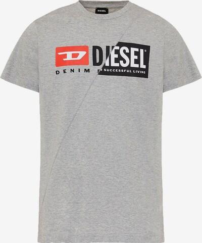 DIESEL Shirt in de kleur Grijs, Productweergave