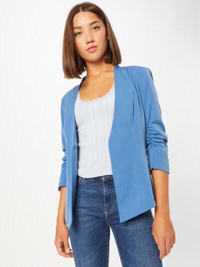 VILA Blazer 'Viher' in himmelblau, Modelansicht