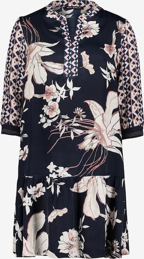 Betty Barclay Sommerkleid mit 3/4 Arm in dunkelblau / rosé, Produktansicht