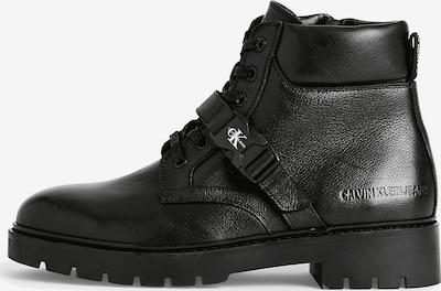 Calvin Klein Schuh in schwarz / weiß, Produktansicht