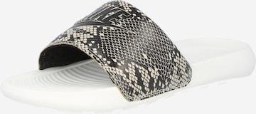 Nike Sportswear Papucs 'Victori One' - fekete