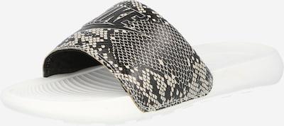 Saboți 'Victori One' Nike Sportswear pe culoarea pielii / negru, Vizualizare produs