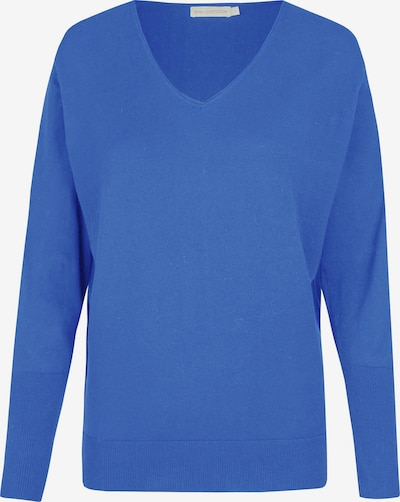 eve in paradise Pullover in blau, Produktansicht