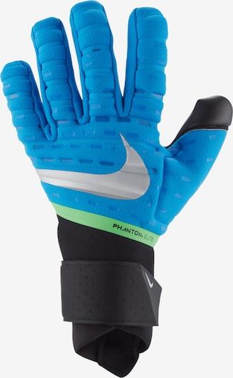 NIKE Handschuh in blau, Produktansicht