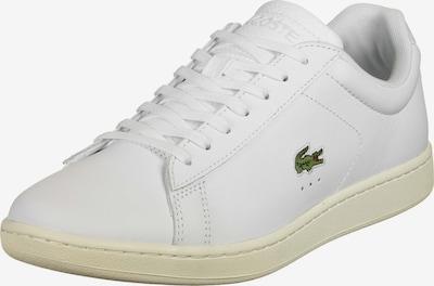 LACOSTE Sneaker  ' Carnaby Evo ' in grün / weiß, Produktansicht