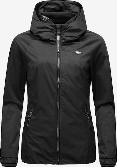 Ragwear Jacke ' Dizzie ' in schwarz, Produktansicht