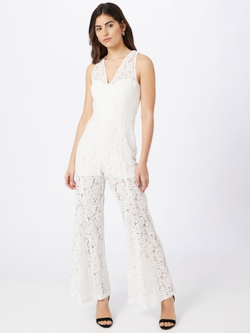GUESS Jumpsuit 'RACHAEL' in White