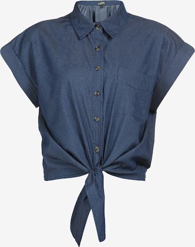 Camicia da donna DreiMaster Vintage di colore blu violetto, Visualizzazione prodotti