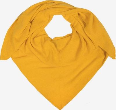 Zwillingsherz Scarf i gul, Produktvy