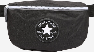 CONVERSE Bag in black / white, Item view