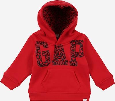 GAP Sweatshirt in rot / schwarz, Produktansicht