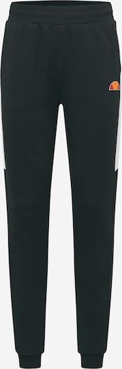 ELLESSE Sportbroek 'Kylian' in de kleur Sinaasappel / Rood / Zwart / Wit, Productweergave