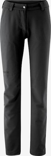 Maier Sports Hose 'Helga' in schwarz, Produktansicht