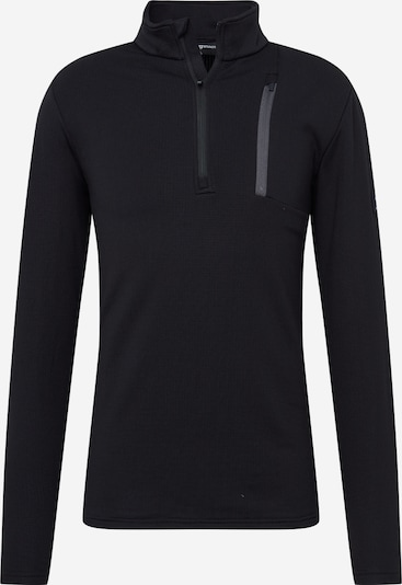 BRUNOTTI Sporta džemperis melns, Preces skats