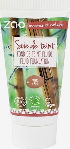 zao Foundation 'Essence of Nature Soie de Teint' in Beige