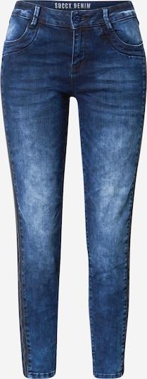 Jeans 'DA:NA' Soccx pe albastru denim, Vizualizare produs