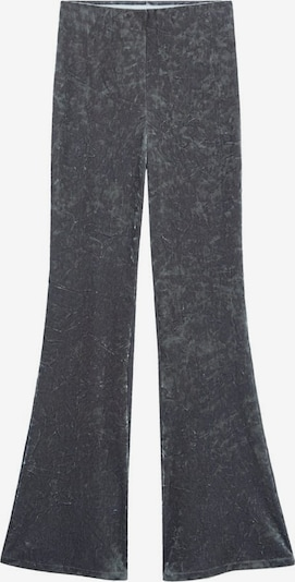 MANGO Hose 'Marta' in grau / silber, Produktansicht