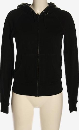 DENIM & SUPPLY Ralph Lauren Sweatjacke in S in schwarz, Produktansicht
