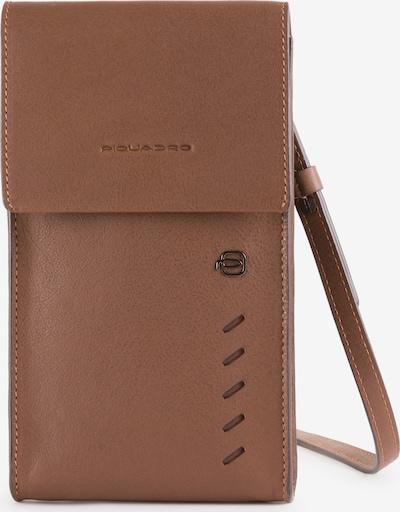 Piquadro Smartphonehoesje in de kleur Bruin, Productweergave