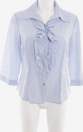 Avitano Rüschen-Bluse in XL in blau, Produktansicht