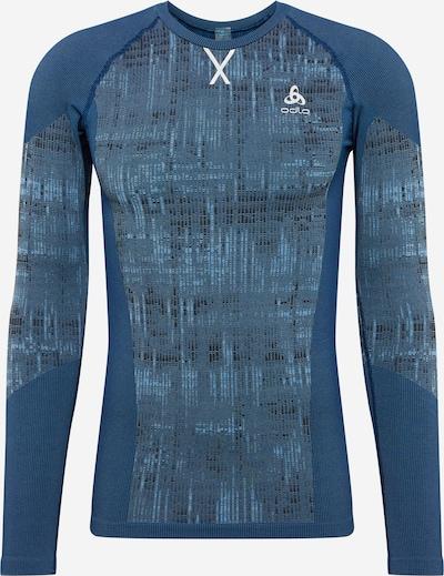 ODLO Osnovni sloj 'Blackcomb' | modra / golobje modra barva, Prikaz izdelka