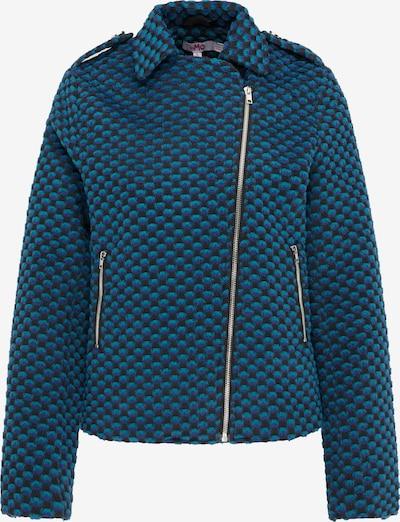 MYMO Jacke in blau / schwarz, Produktansicht