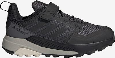 adidas Terrex Chaussures basses en anthracite / noir, Vue avec produit