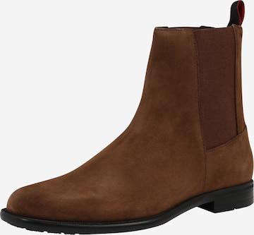 Boots chelsea 'Kyron' di HUGO in marrone