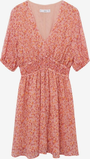 MANGO Sukienka 'Rose' w kolorze pomarańczowy / różowy / czerwonym, Podgląd produktu