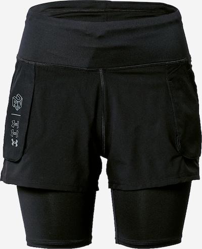 UNDER ARMOUR Športne hlače 'Run Anywhere' | svetlo siva / črna barva, Prikaz izdelka
