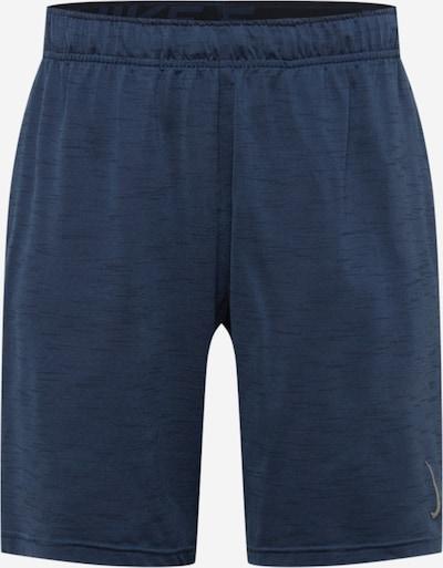 NIKE Spodnie sportowe w kolorze granatowy / czarnym, Podgląd produktu