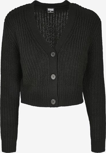 Urban Classics Kardigan - černá, Produkt