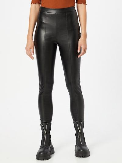 VILA Leggings 'SYBILLE' i sort, Modelvisning