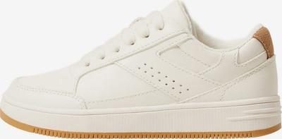 MANGO KIDS Sneaker in cognac / weiß, Produktansicht