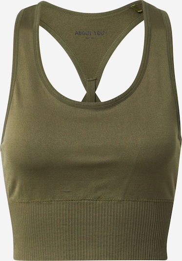 khaki ABOUT YOU Sport top 'Diana', Termék nézet